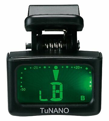 Ibanez  Simple And Affordable Small Clip-Type Tuner Tunano New