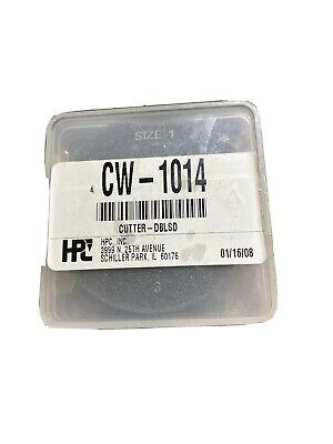 HPC CW-1014 Cutter Wheel, For HPC 1200