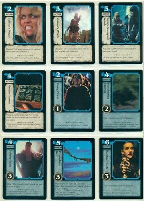 Xena Warrior Princess- Ccg-Trading Card Game-Battle Cry-Set Of 75 Cards-First Ed