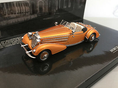 1:43 Minichamps Horch 855 Special Roadster , 1938