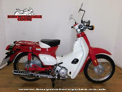 Sym Symba 100. 2016. Retro Classic Styled Scooter. Great Value.