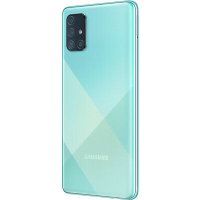 Samsung Galaxy A71 - 128GB - Prism Crush Blue - 24 MESI GARANZIA
