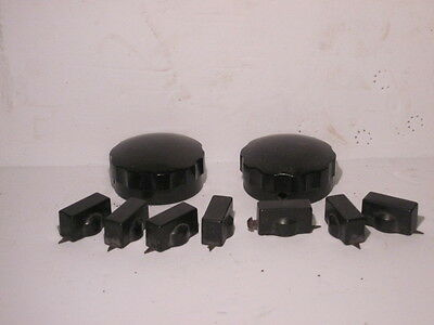 National Nc Radio Parts,  100A Knobs
