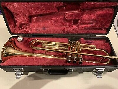 Trumpet and Hard Case