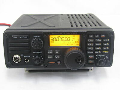 ICOM Transceiver IC-7200 HF/50MHz 100W With Microphone Code