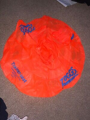 Zoggs Inflatable Swim Ring Training Float seat baby toddler 3-12 Months