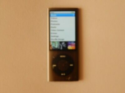 Apple iPod A1320 nano 5th generation 16GB With Camera Working
