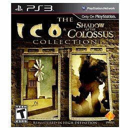 The Ico & Shadow of the Colossus - (Sony PlayStation 3, 2011)