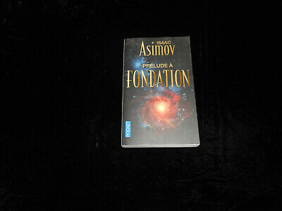 Isaac Asimov: Prelude To Foundation - choose Your Shade! New Editions Pocket