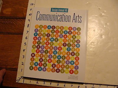 Vintage Magazine: COMMUNICATION ARTS 2003:  DESIGN ANNUAL #44, 280 pages