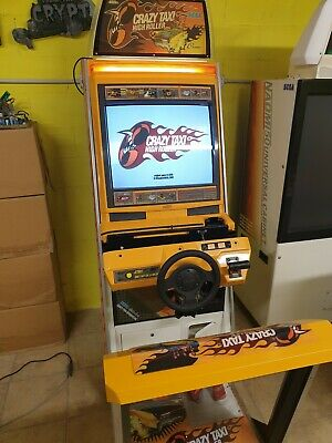 SEGA Crazy Taxi Hight Roller MINT