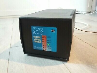 SOLLATEK Voltage Stabiliser SVS08-22 / SVS0822