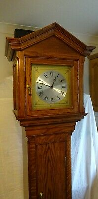 Hand made Grandfather Clock