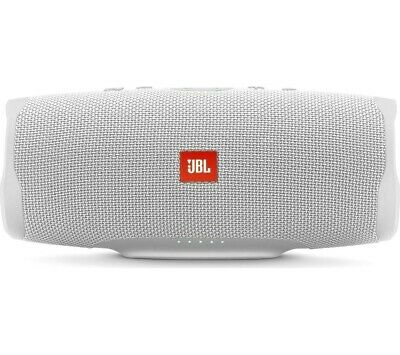 JBL Charge 4 Bluetooth wireless Speaker portable-WHITE