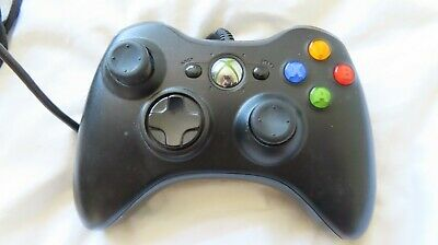 Official USB WIRED CONTROLLER FOR MICROSOFT XBOX 360 PC