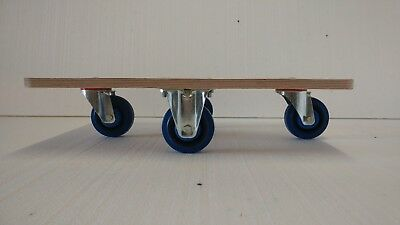 Heavy Duty Easy-steer 600kg FURNITURE DOLLY Piano POOL TABLE MOVER Trolley