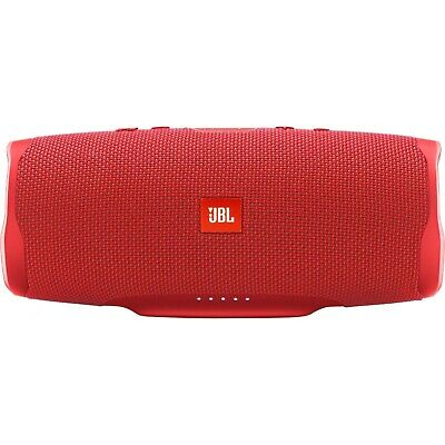 JBL Charge 4 Portable Bluetooth wireless Speaker- Red