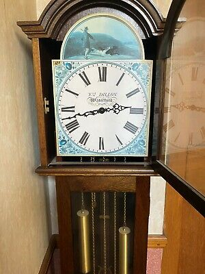 Fenclocks of Suffolk Granddaughter Clock
