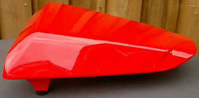 Genuine Honda Vfr800 Vtec Rc79 Rear Pillion Seat Cowl Cover Hump Red R334