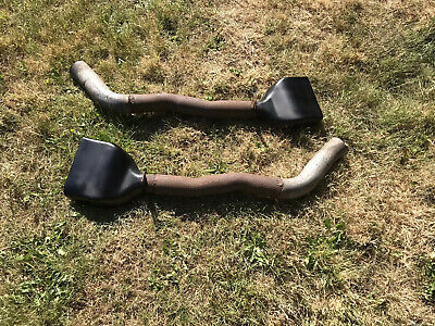 Lt1 Corvette Lh And Rh Exhaust Tips 92-96
