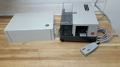 Leitz Slide Projector Pradovit 250 With Remote In Very Good Condition