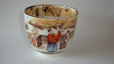 Rare Antique Chinese Porcelain Famille Rose tea cup