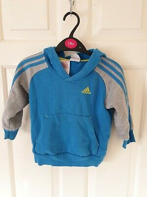 Boys Hoodies/tracksuit Bottoms Age 2-3 Adidas