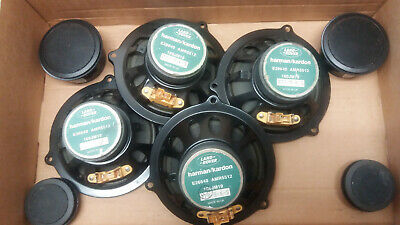 Set Of 8 Landrover Used Harmon Kardon Speakers From A Discovery 2