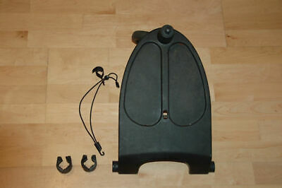 Bugaboo Buggy Board With  Connectors/ Fixing Clamps Very Good Condition