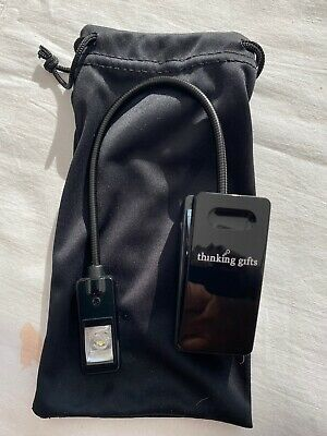 Thinking Gifts - Miniature Light Brand New + Bag