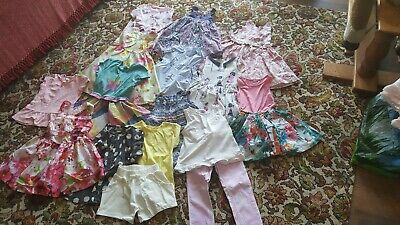 girls clothes bundle age 4-5 years NEXT