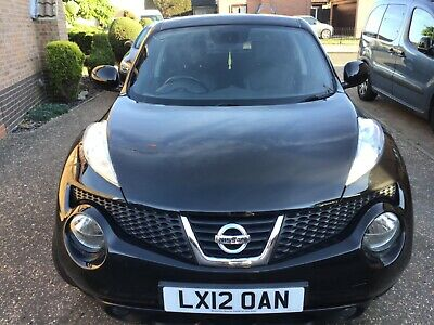 Nissan Juke KURO DIGT 190bhp limited edition in black A1 39:000m owned last 7yrs