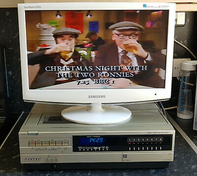 Sanyo VTC-5000 Betamax Video Recorder - Fully Reconditioned -Excellent Condition