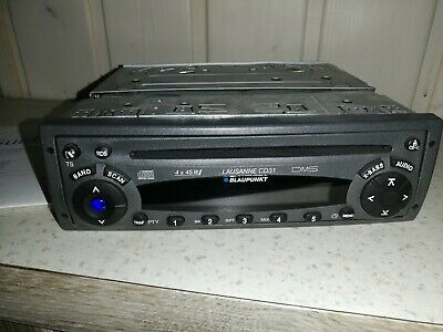 BLAUPUNKT Auto  Radio ALICANTE CD31 Bedienteil 8635123209 Autoradio mit CD