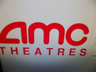 AMC Movies One Large Popcorn and One large drink expires 06/30/2020