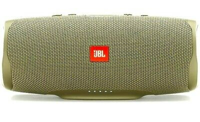 JBL Charge 4 Bluetooth Portable wireless Speaker- Sand