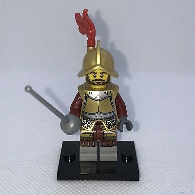 Series 8 100/% Complete Lego Conquistador Collectible Minifig Figure