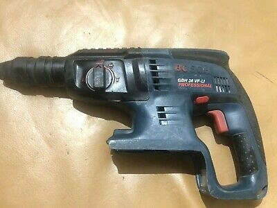 Bosch GBH 36VF -LI Professional Hammer Drill, No Battery or Charger