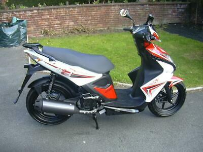 Kymco Super 8 CK 125T, SCOOTER, FANTASTIC CONDITION