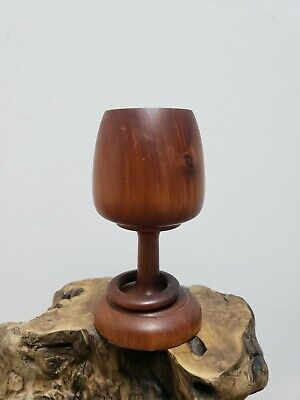 Wood Wine Cup