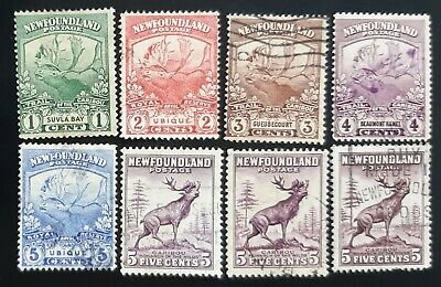 Billy's 1c Stamp Lots - NFLD Caribou – Ship Flat Rate Combine Now Pay Later