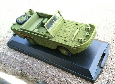 RARE VICTORIA FORD JEEP Amphibian Armored Car 1942 Year 1/43 Scale Diecast