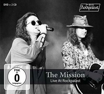 ID4z - The Mission - Live At Rockpalast - CD - New