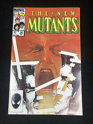 NEW MUTANTS #26 - 1st Appearance of Legion! | Mint And Unread 9.6 NM+