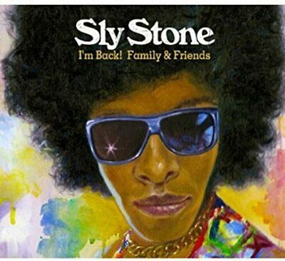 ID4z - SLY STONE - IM BACK! FAMILY AND - CD - New