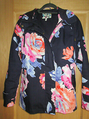 Joules Right as Rain jacket size 8