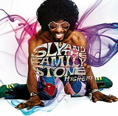 ID15z - Sly  The Family Stone - Higher! - CD - New