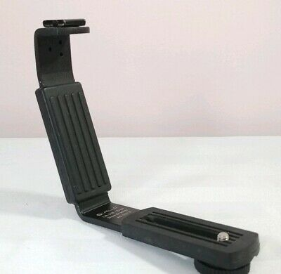 Vello CB-510 Dual Shoe Bracket with Silicon Rubber Grip AG 0213