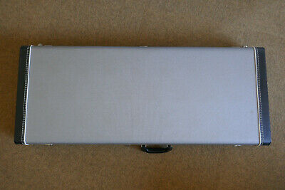 Rickenbacker Silver Tolex Case (360/330 model) - nearly new