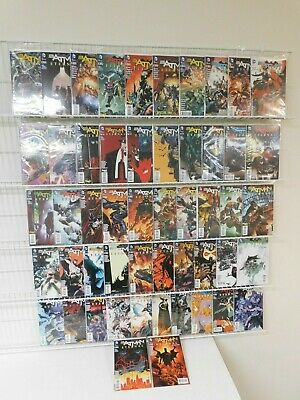 Batman Eternal #1-52 Complete Set!! Awesome Read! Beautiful NM- Avg Condition!!
